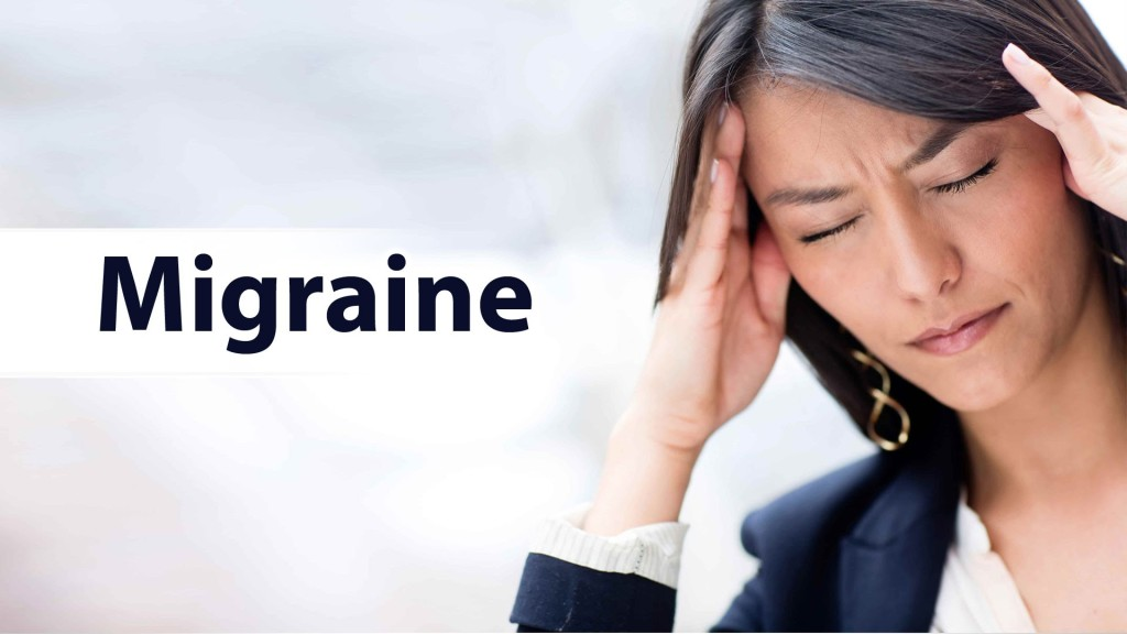 Migraines in women